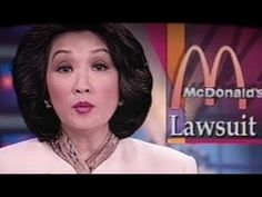 Ever hear of the woman who spilled McDonald's coffee and sued successfully?  Here's the REAL story. McDonald's coffee was knowingly served at an unsafe temperature, the woman was in a parked car, the coffee caused third-degree burns, and over 700 people had been burned previously by McDonald's coffee.    Burned by McDonald's Hot Coffee, Then the News Media - ARTICLE