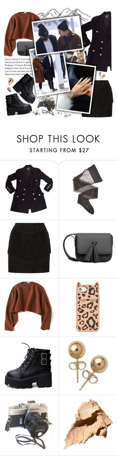 """`           AIRPORT           FASHION    `"" by bstfashion ❤ liked on Polyvore featuring Chanel, Wolford, W118 by Walter Baker, MANGO, Uniqlo, Kate Spade, Bling Jewelry, Bobbi Brown Cosmetics and La Prairie"