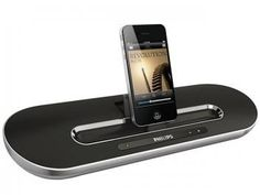 Dock Station Fidelio Bluetooth 14 Watts - DS7700 - Philips