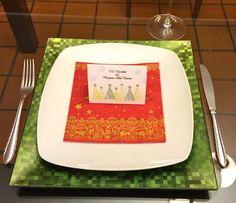 SELLOS POSDATA: Posdata para la Cena Navideña