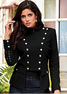 Faux Fur Coats, Peplum Coats - Women's Outerwear by VENUS #TrendingTorwardFall