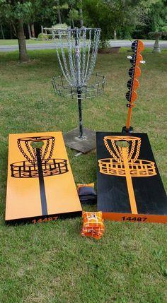 My new cornhole boards!!!