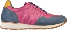 ND90 DENIA-LUX SUEDE MAGENTA MIXED/ WALKY