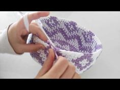 Penye ipten sırt çantası yapımı (ribbon ip ile çanta yapımı) -5 son - YouTube