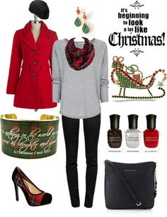 Christmas outfits #womens fashion #party outfit