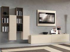 Contemporary Wall Unit VV 3921 - $2,735.00