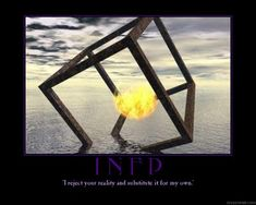 Crammed With Heaven: I'm an INFP