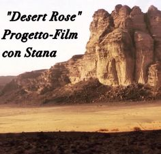 """""""Desert Rose"""", il nuovo progetto-film con #StanaKatic Movie name changed to The Rendezvous."""