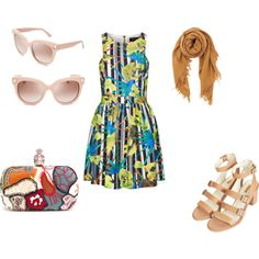 """Summer Breezeeeeee"" by duvinluv on Polyvore"