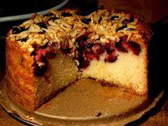 Bir Başka Mutfak: Kirazlı Kek