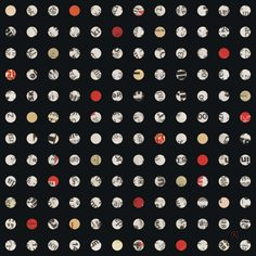 12 X 12 Black / Art By Slavomir Zombek