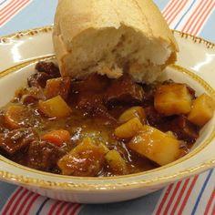 An Irish Guinness  Beef Stew