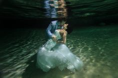 A stunning photo taken in the Riviera Maya by Amorcito Corozon Studio of our most recent destination wedding couple !! .....A Dream that became a reality!