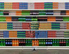 Liu Bolin | Hiding in the City No. 96 - Supermarket No. 3 | Eli Klein Fine Art, New York