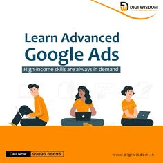 Course Highlights: - 100% Realtime Training on Live Campaigns - Learn from Basics to Advanced Strategies - Learn Hidden Features & Best Optimization Tips - Guaranteed Placement Assistance Google Ads, Digital Marketing, Train, Strollers, Trains