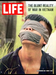 """Life Magazine, 26. November 1965 - """"The Blunt Reality of War in Vietnam"""""""