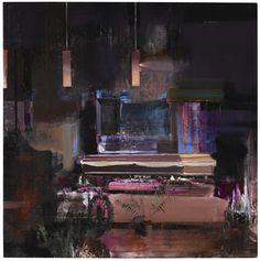 thunderstruck9: Adrian Ghenie (Romanian b. 1977) Funeral for a Modernist Painter 2009. Oil on canvas 60 x 60 cm