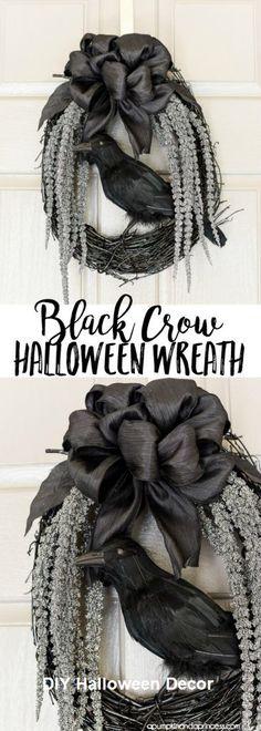 New Halloween Decoration Funwith DIY #halloween #halloweendecor #halloweenideas