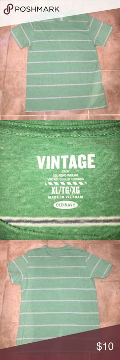 Men's Old Navy tshirt Really comfy men's tshirt from Old Navy. Size extra large. Old Navy Shirts Tees - Short Sleeve