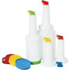 Sticle Plastic Depozitare, Amestecare Bauturi, Bar, Profesionale Horeca