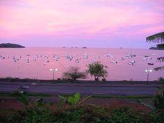 🇰🇲 Les 10 meilleurs endroits à visiter aux Comores 🇰🇲 – Tsilemewa™ Site Archéologique, Parc National, Blog Voyage, Beach Bum, Ocean, Clouds, Sunset, Water, Islands