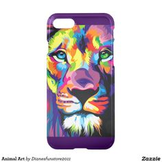 Animal Art Uncommon iPhone Case