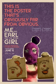 See 4 Exclusive Posters From 'Me and Early and the Dying Girl' | NYLON