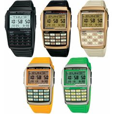 By Andrew Liszewski When it comes to nerd fashion, I think the calculator watch trumps both the stereotypical bow tie and the pocket protector. But Casio is actually trying to…