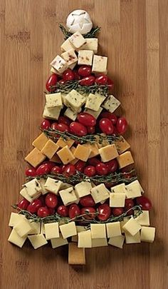 A cheese tree? Where do I sign up?!