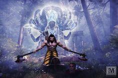 Bhargava Parshuram : The Sixth Vishnu by Bhargav08