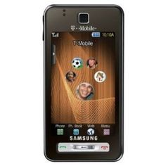 Samsung Behold T919 Unlocked Quadband Phone with 3G Support, GPS and 5MP Camera - US Warranty - Brushed Espresso --- http://www.amazon.com/Samsung-T919-Unlocked-Quadband-Support/dp/B0043X7JRW/?tag=zaheerbabarco-20