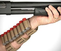 Once the zombies rise up, things like the forearm ammo sleeve will become as vital to your survival as water. Great for hunting and shooting, the sleeve...
