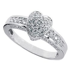 Nice!  Heart Shaped pave diamonds Ring 0.80 TCW  http://www.mdcdiamonds.com/European_Engagement_Rings.cfm?pagenum=5=All