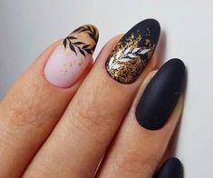 Oct 2019 - 60 Best Gel Nail Designs to Copy in 2019 Nails Art Des . - Oct 2019 – 60 Best Gel Nail Designs to Copy Nails Art Design in 2019 - Square Nail Designs, Black Nail Designs, Short Nail Designs, Gel Nail Designs, Nails Design, Stylish Nails, Trendy Nails, Cute Nails, My Nails