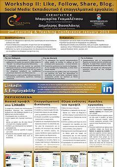 Social Media Derby, Workshop, Presentation, Management, College, Social Media, Teaching, Marketing, Poster