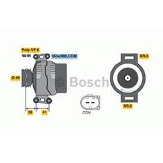 #Bosch alternatore per Bosch 0 124 525 059  ad Euro 580.32 in #Bosch automotive aftermarket #Automoto