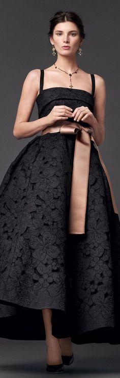 Dolce & Gabbana, 2014. So gorgeous.