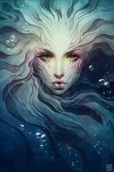 Soul Breather by escume.deviantart.com on @DeviantArt
