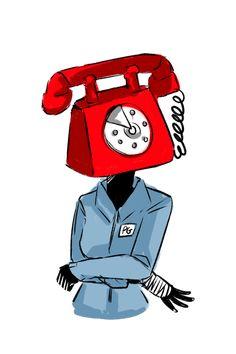 Phone Girl [FNAF Genderbend] by Amporasexual on DeviantArt