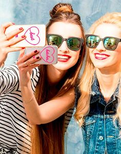 pack-funda-movil-amistad-best-bitches-2 Models, Mobile Cases, Friendship