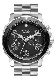 Nixon Mens Watch Ranger Chrono 44mm