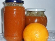 Marmellata di arance ricetta veloce