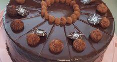 Schokotorte Muffin, Breakfast, Cake, Desserts, Vanilla Cream, Birthday Cakes, Food And Drinks, Morning Coffee, Tailgate Desserts