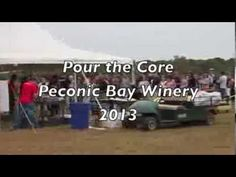 Pour the Core at Peconic Bay Winery