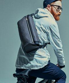 beruf baggage(ベルーフ バゲッジ)の「STROLL BODYPACK NC(ボディバッグ/ウエストポーチ)」|詳細画像
