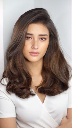 Liza Soberano - is a Filipina-American actress and model. Her father, John Castillo Soberano, is Filipino. Her mother, Jacqulyn Elizabeth (Hanley) Nguyen, is American, of Danish, English, French, French-Canadian, Irish, Scots-Irish (Northern Irish), Scottish, Swiss-German, and Welsh descent. http://ethnicelebs.com/liza-soberano