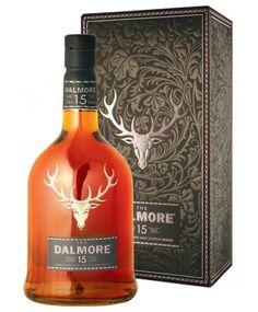Dalmore 15 Years Single Malt Whisky 0,7 Liter