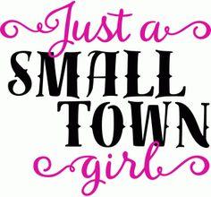 Silhouette Design Store: Just A Small Town Girl - Shenanigans Shirt - Ideas of Shenanigans Shirt - Silhouette Design, Silhouette Cameo Projects, Small Town Girl, Cricut Explore Air, Think, Cricut Creations, Cricut Vinyl, Vinyl Projects, Vinyl Designs
