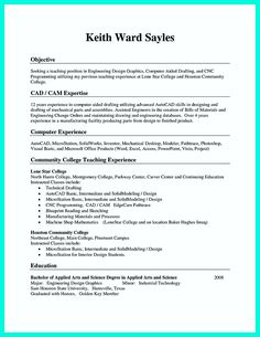 cool writing your qualifications in cnc machinist resume a must. Resume Example. Resume CV Cover Letter