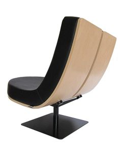 Typography Lounge Chairs For Designers